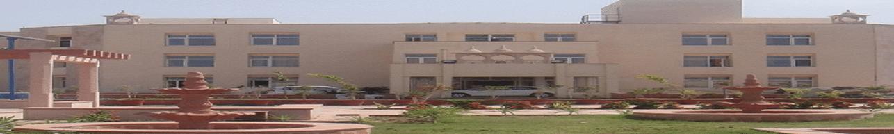 Central University of Rajasthan - [CURAJ], Ajmer
