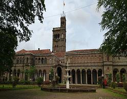 Savitribai Phule Pune University - [SPPU], Pune