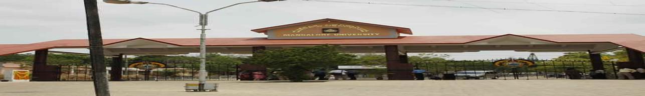 Mangalore University, Mangalore - Course & Fees Details