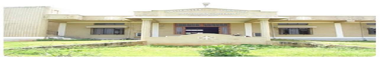 Satavahana University - [SU], Karim Nagar - Scholarship Details