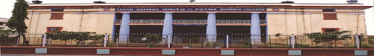 Patna Science College, Patna - Course & Fees Details