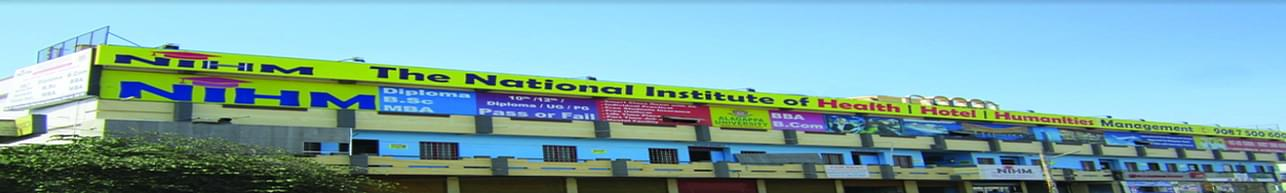 The National Institute of Hotel Management - [NIHM], Chennai