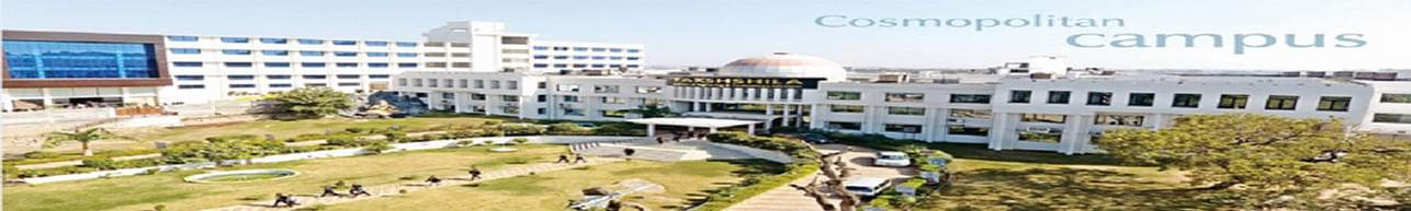 Takshshila Institute of Engineering and Technology - [TIET], Jabalpur - Course & Fees Details