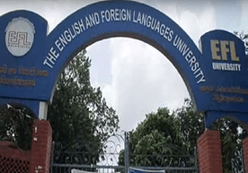 The English and Foreign Languages University - [EFL], Lucknow
