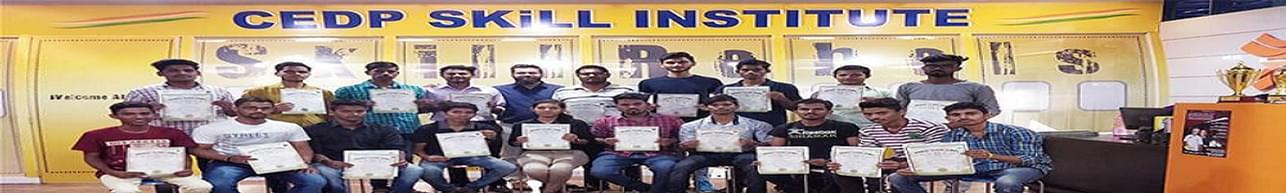 CEDP Skill Institute - [CEDP], Mumbai - Admission Details 2020