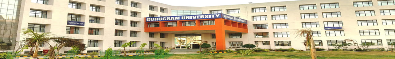 Gurugram University, Gurgaon