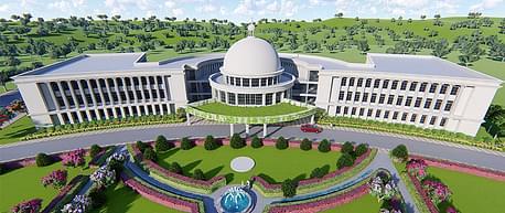 Shri Krishna University - [SKU], Chhatarpur - Course & Fees Details