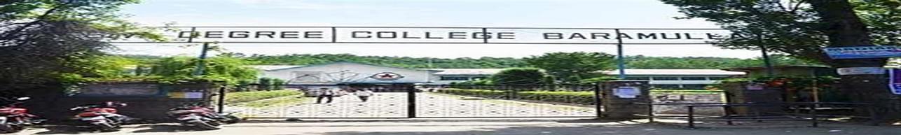 Government Degree College For Women, Baramulla