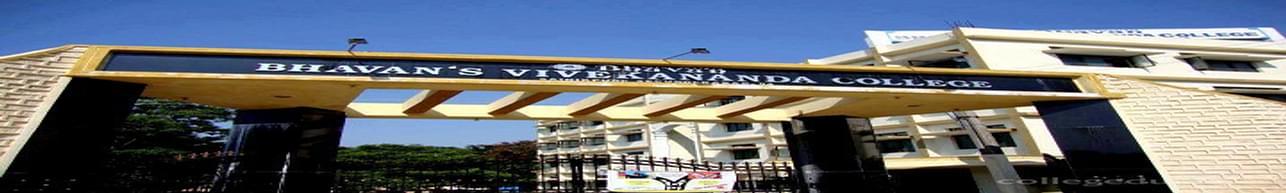 Bhavan's Vivekananda College of Science Humanities and Commerce, Secunderabad - Reviews