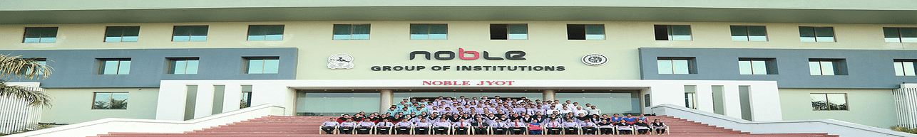 Faculty of Management, Noble Group of Institution, Junagadh - Course & Fees Details