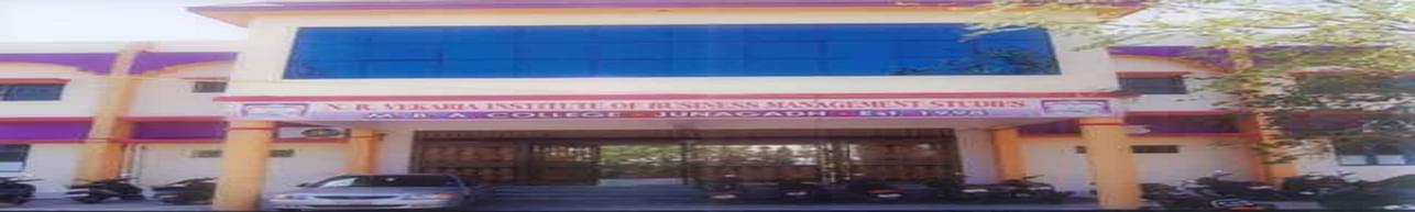 N.R. Vekaria Institute of Business Management Studies - [NRVIBMS], Junagadh - Course & Fees Details