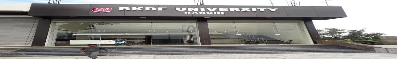 RKDF University, Ranchi - Photos & Videos