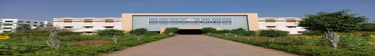 Bharathidasan College of Arts and Science - [BCAS], Erode - Course & Fees Details