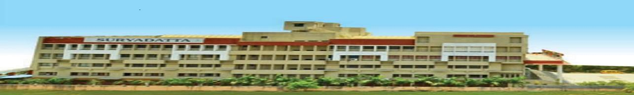 Suryadatta Institute of Business Management and Technology - [SIBMT], Pune - Admission Details 2020