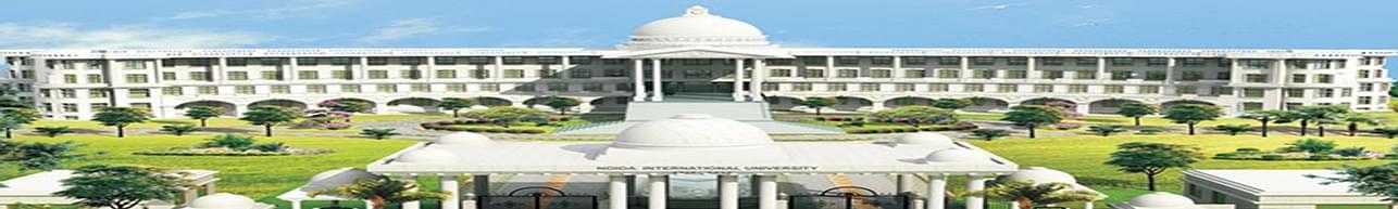 Sunstone Eduversity - NIU Campus, Gautam Budh Nagar