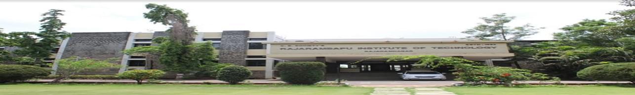 Rajarambapu Institute of Technology - [RIT], Sangli