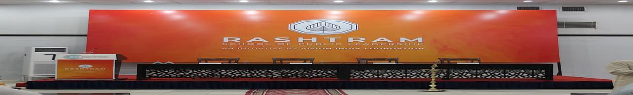 Rashtram School of Public Leadership, Sonepat