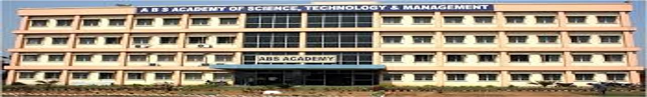 ABS Academy of Science Technology and  Management, Bardhaman - Course & Fees Details