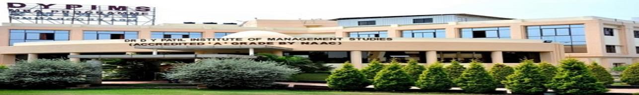 Dr. DY Patil Institute of Management Studies - [DYPIMS] Akurdi, Pune
