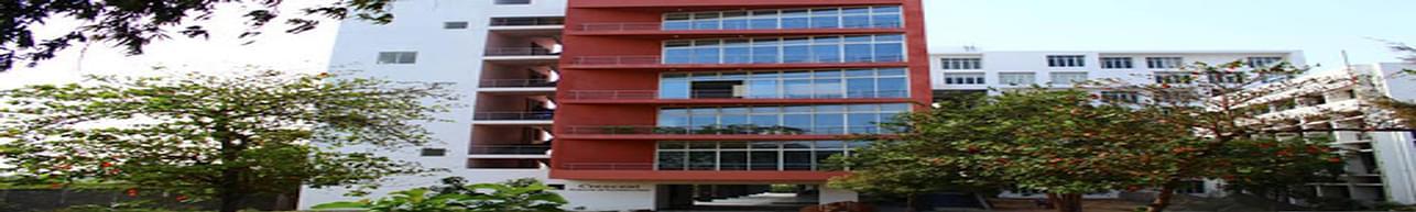 Crescent School of Architecture, B.S.Abdur Rahman University, Chennai