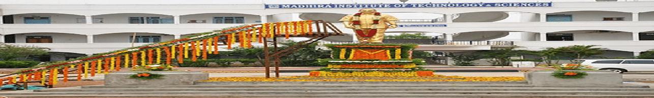 Madhira Institute of Technology & Science - [MITS], Nalgonda - Hostel Details