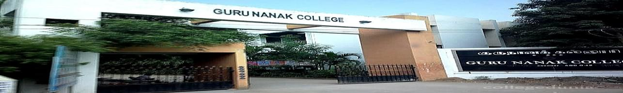 Guru Nanak College, Chennai