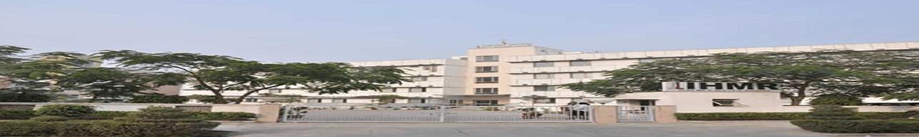 International Institute of Health Management Research - [IIHMR], New Delhi