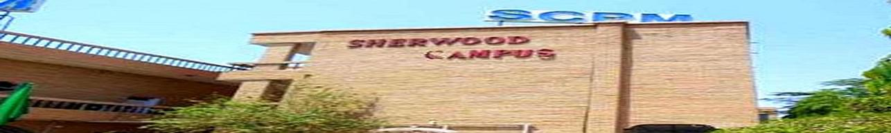 Sherwood College of Professional Management - [SCPM], Lucknow