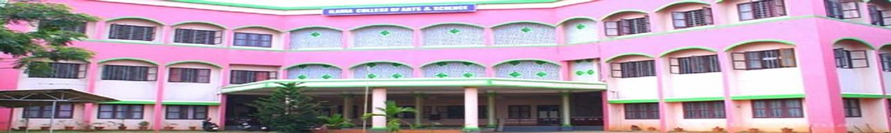 Ilahia College of Arts and Science, Muvattupuzha - Course & Fees Details