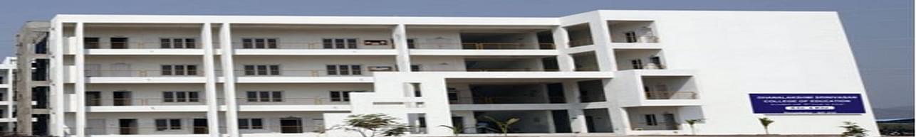 Dhanalakshmi Srinivasan College of Education, Perambalur - Course & Fees Details