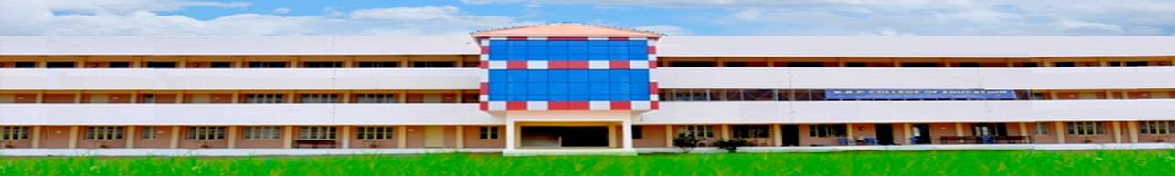 KRP College of Education, Namakkal - Course & Fees Details