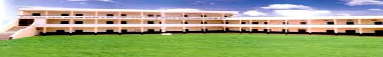 Maulana Azad College of Education, Bilaspur