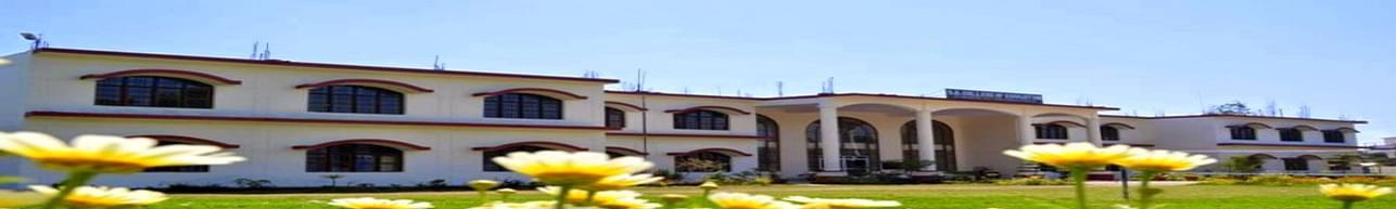SB College of Education, Dehradun