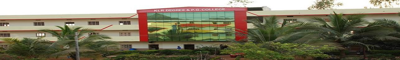 KLR Degree & PG College, Khammam