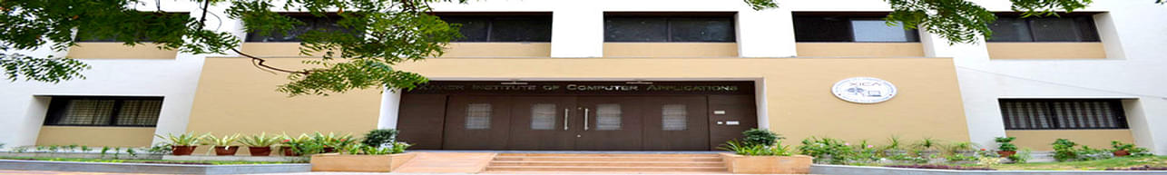 Xavier's Institute of Computer Application, Ahmedabad