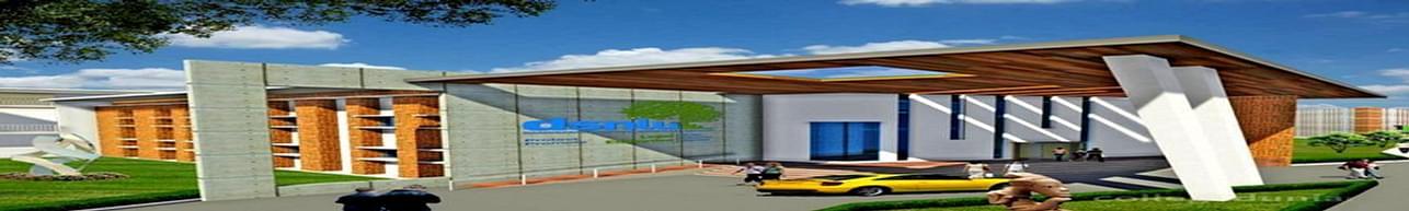 Damodaram Sanjivayya National Law University - [DSNLU], Visakhapatnam - Cutoff Details
