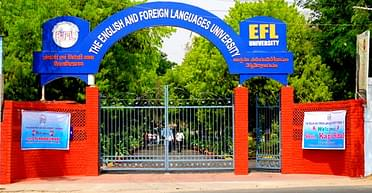 English and Foreign Languages University - [EFLU], Hyderabad - Reviews