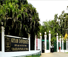 GITAM, Visakhapatnam - Course & Fees Details
