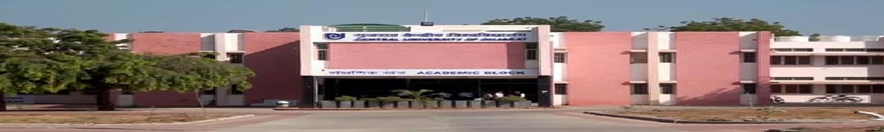 Central University of Gujarat - [CUG], Gandhi Nagar