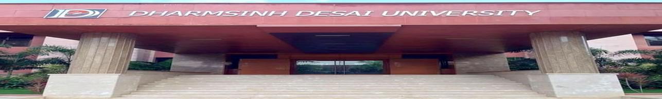 Dharmsinh Desai University - [DDU], Nadiad - Scholarship Details