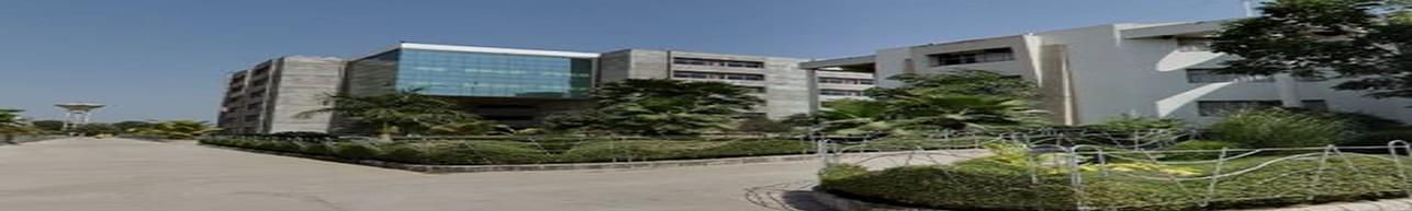 Indus University, Ahmedabad - Course & Fees Details