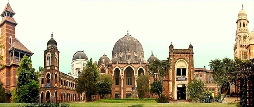 Maharaja Sayajirao University Of Baroda Msu Vadodara Courses Fees 2020 2021
