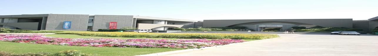 Nirma University - [NU], Ahmedabad - Course & Fees Details