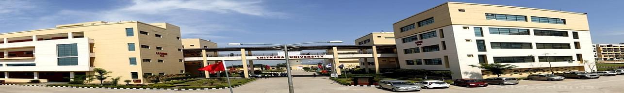Chitkara University, Solan