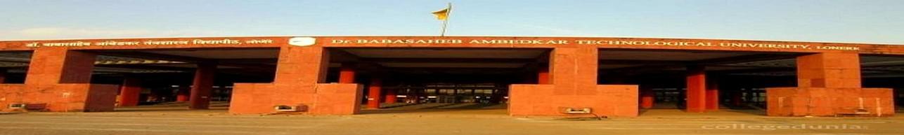 Dr. Babasaheb Ambedkar Technological University - [DBATU], Lonere - News & Articles Details