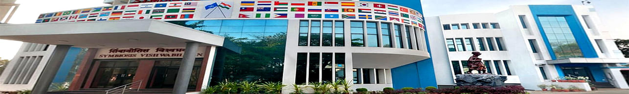 Symbiosis International University - [SIU], Pune - associated department