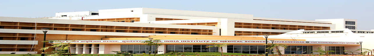 All India Institute of Medical Sciences - [AIIMS], Bhubaneswar - Course & Fees Details