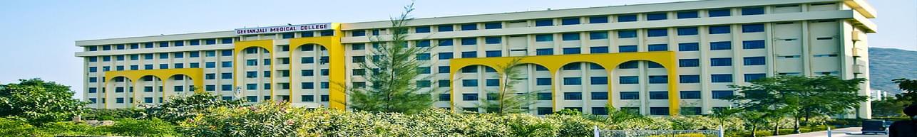 Geetanjali University - [GU], Udaipur - Admission Details 2020