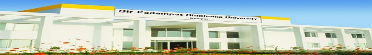 Sir Padampat Singhania University - [SPSU], Udaipur - Photos & Videos