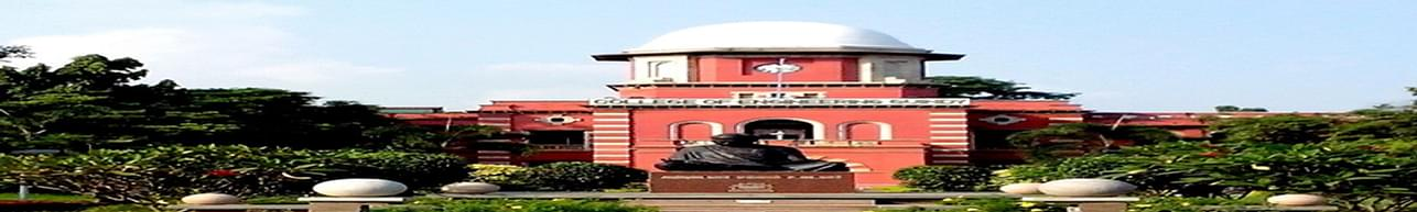 Anna University - [AU], Chennai